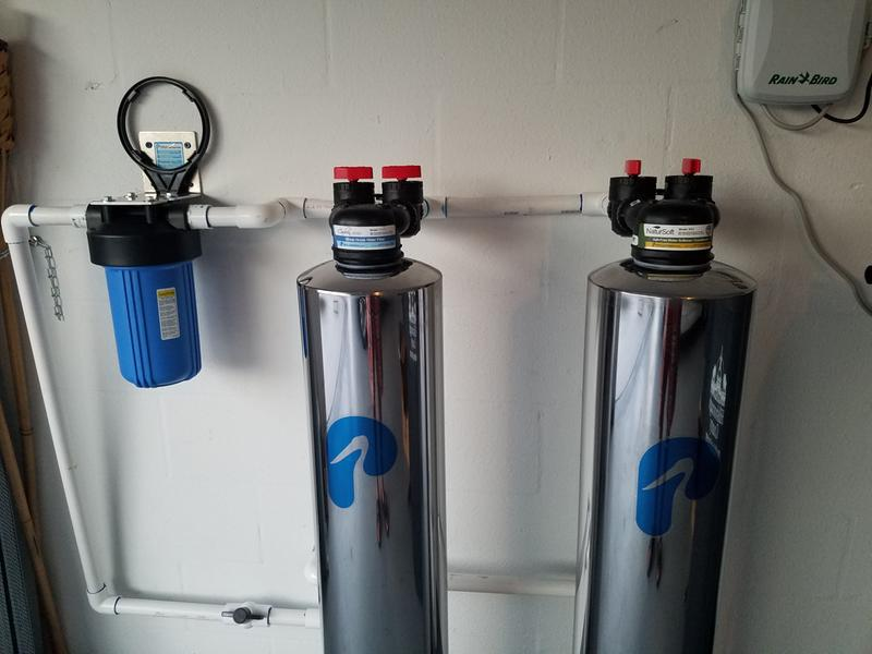 Pelican Water Systems >> Whole House Water Filter Salt Free Water Softener
