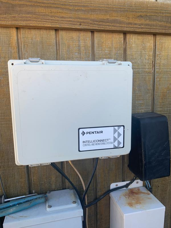 IntelliConnect Pool Control and Monitoring System
