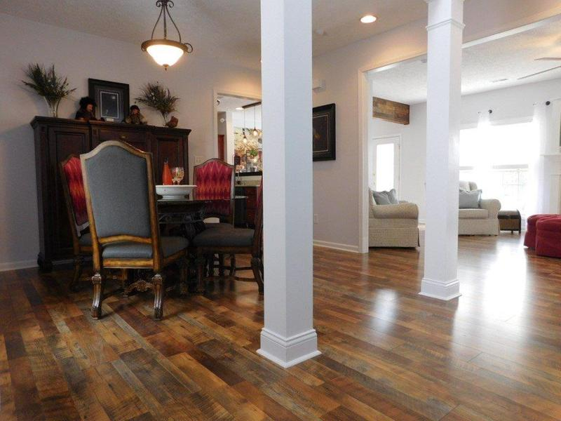 Pergo Laminate Flooring outlast marigold oak 10 mm thick x 7 12 in wide x Pergo Red River