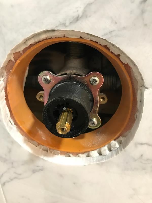Unfinished 0X8 Pressure Balance Cartridge - 974-042   Pfister Faucets