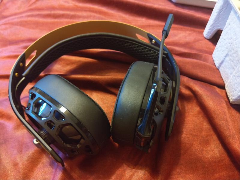 plantronics gamecom 780 drivers interrupted