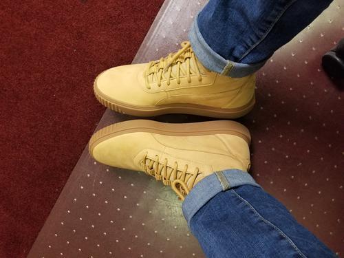 af94a323eaf797 PUMA Breaker Hi Gum Sneakers