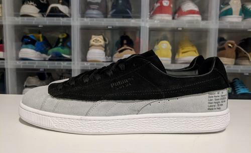4910f2bee97e PUMA x STAMPD Suede Classic Sneakers