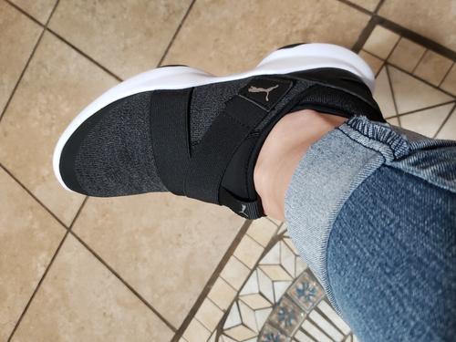 Puma Mesh Slip On Sneakers Dare AC —