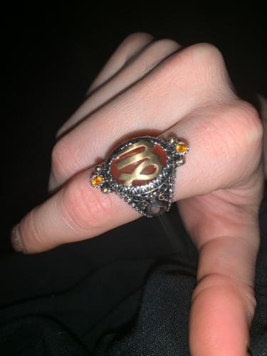 Barbara Bixby Sterling Silver & 18K Gold Horoscope Ring — QVC com