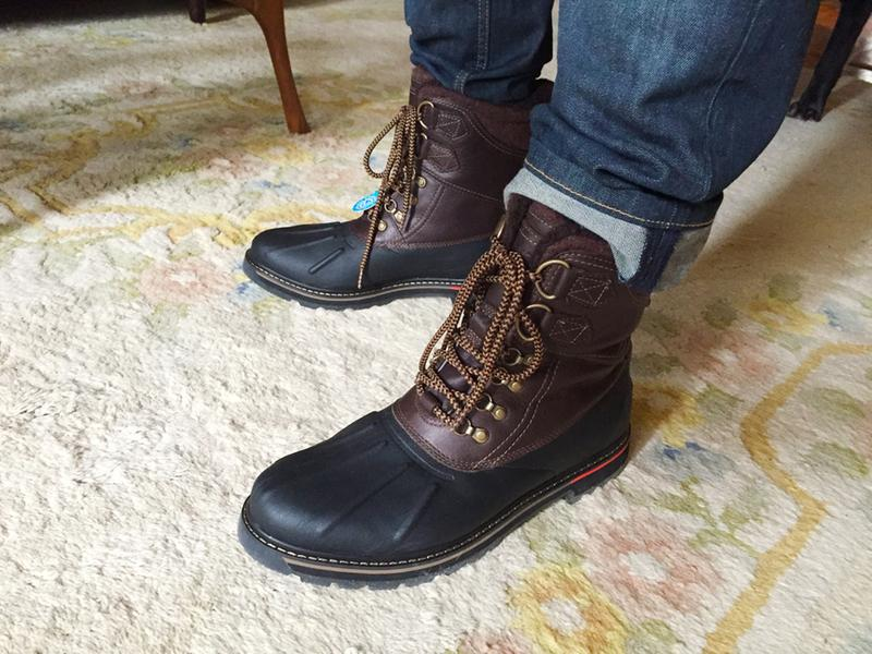 d93ae721da868 ... Waterproof Duck Boots  new style 9ea7d 9ff3f My new Trailbreaker boots  by Rockport. on sale ...