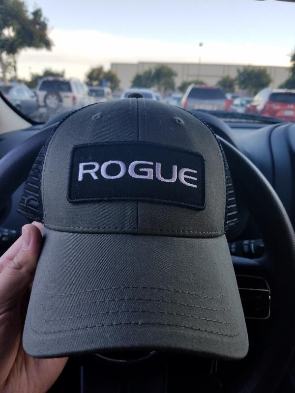 Review photo 2. Originally posted on Rogue Patch Trucker Hat ce93bc1043a