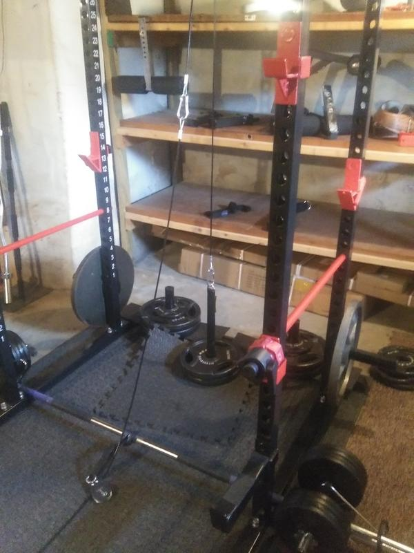 Spud inc pulley systems rogue fitness