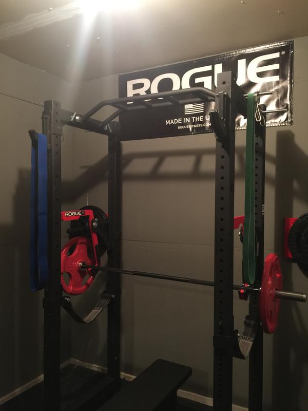 Rml 3 rogue monster lite r 3 power rack rogue fitness