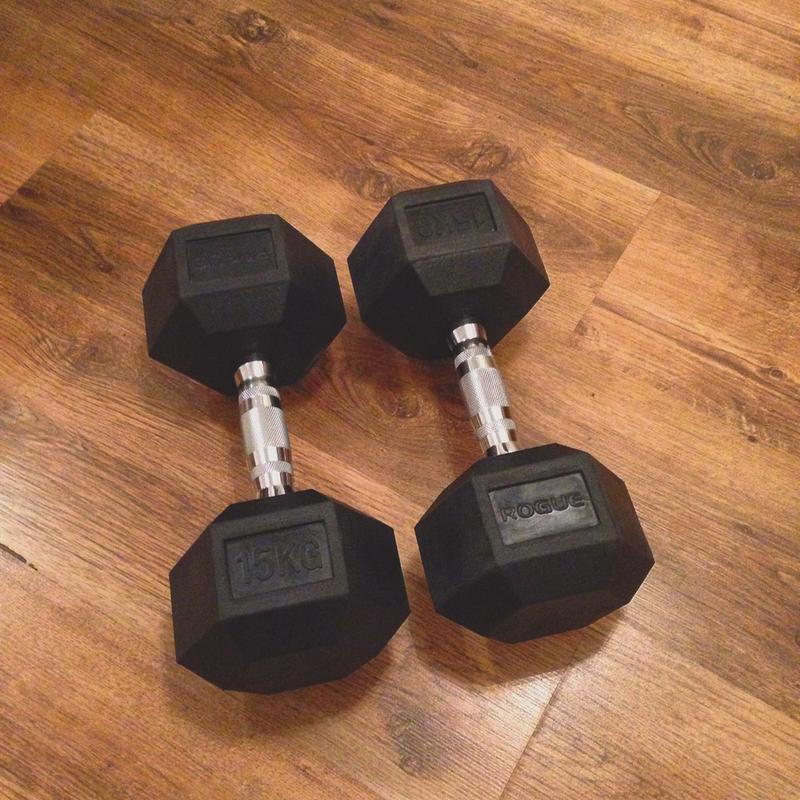 Rogue Dumbbells - Weight Training Australia   Rogue Australia