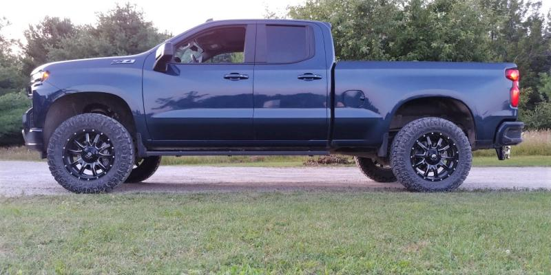 6 Inch Lift Kit For Chevy 1500 4wd - Blender Boyz