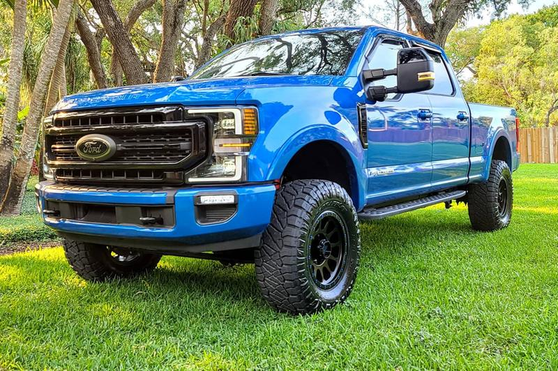 """3/"""" Complete Front Leveling Lift Kit for 2011-2020 Ford F250 F350 Super Duty 4WD"""