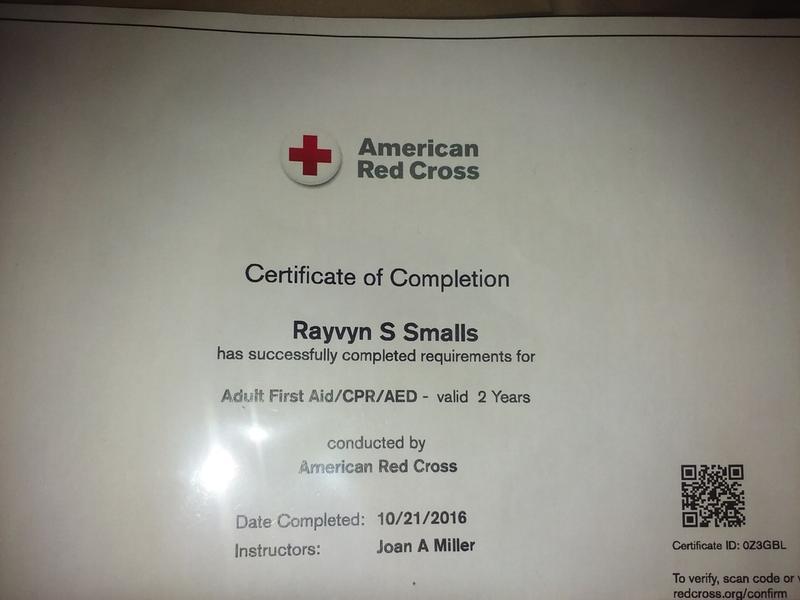 Red Cross Online Cpr Certification Gallery Creative Certificate