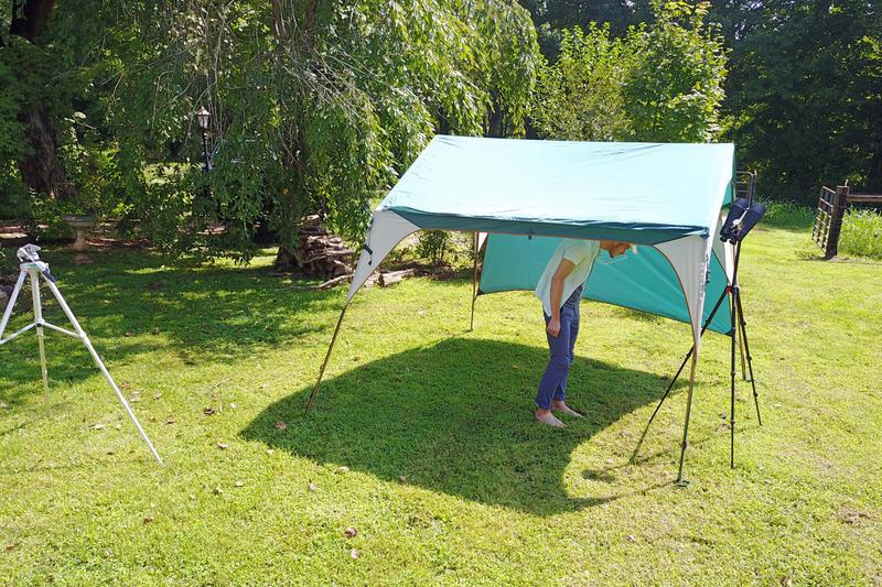 Review photo 1 & Kelty Discovery Shade Shelter Reviews at REI