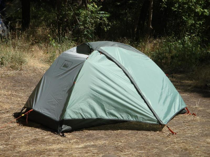 Very large gap around bottom of rain fly. & REI Co-op Passage 1 Tent Reviews at REI