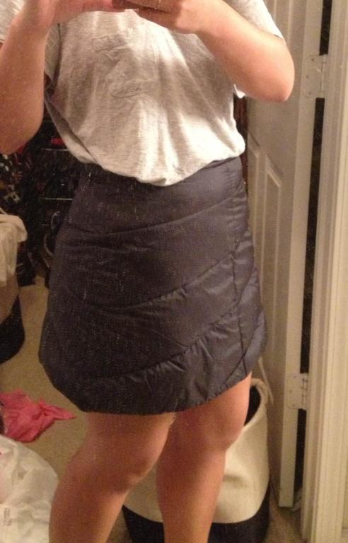 efb470c77 Used Cordillera Snow Flurry Down Skirt | REI Co-op