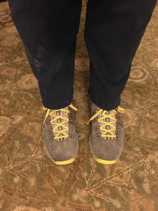 311dd8cfbb1 Used Danner Mountain 600 Hiking Boots - Hazelwood/Yellow   REI Co-op