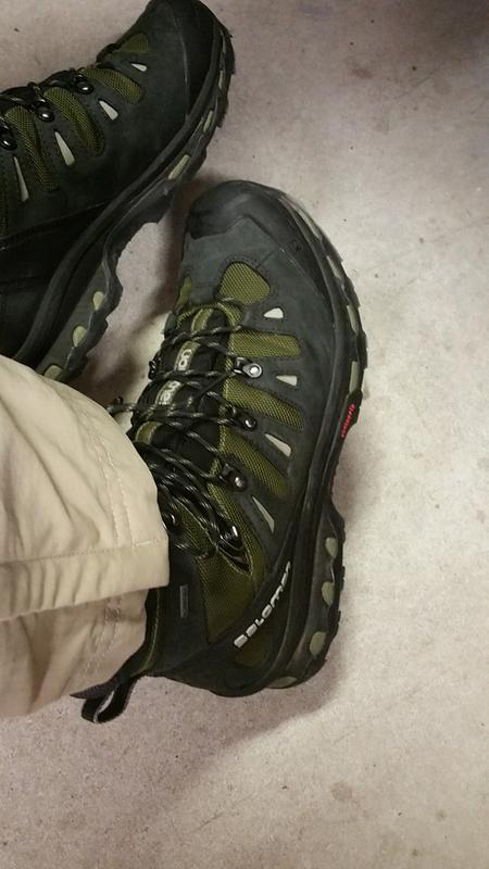 Salomon Quest 4D II GTX Hiking Boots - Men s  0f8ff2b4eb