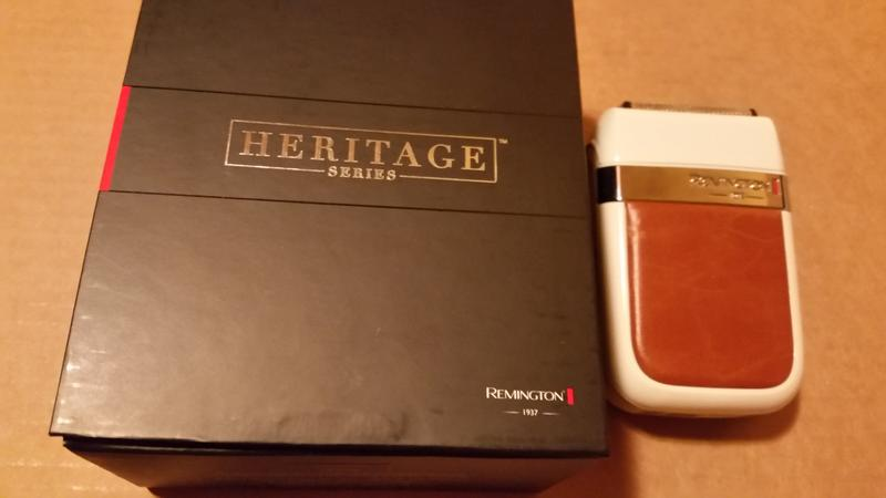 ... free Heritage Shaver for my review. 138b442eec4c