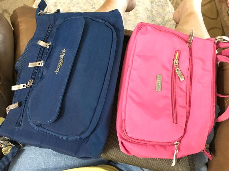 Original Rfid Everyday Crossbody Bag