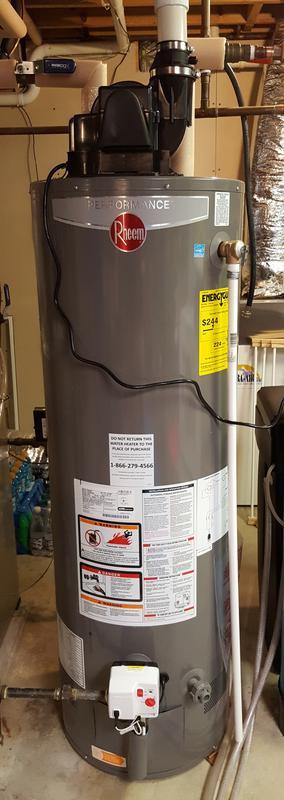 american gas water heater serial number