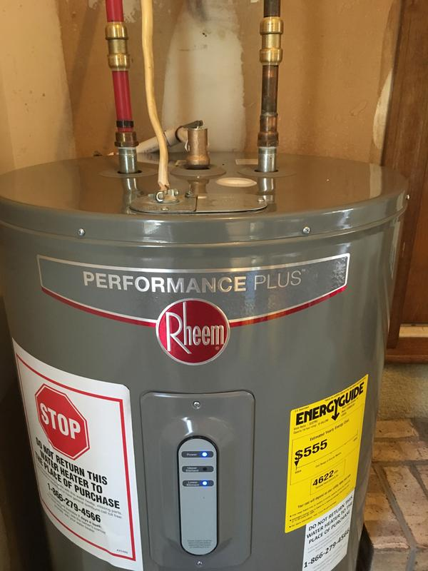 rheem    water       heater    flashing blue light   Adiklightco