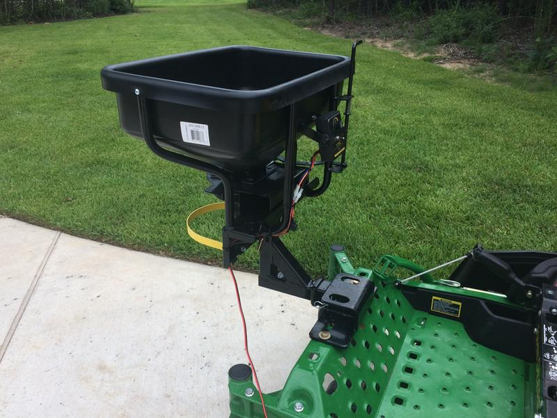 Fimco Dry Material Spreader ATV-DMS-12V on