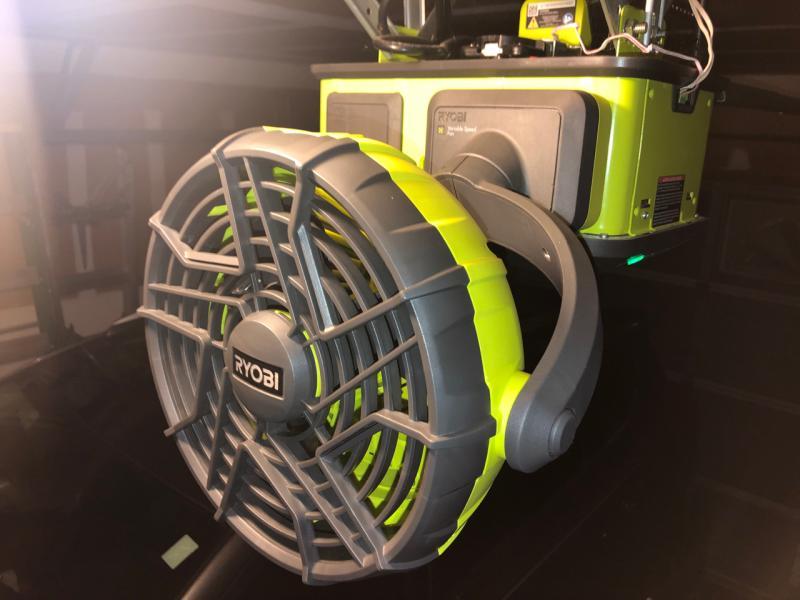 Ryobi GDM421 Garage Fan Accessory
