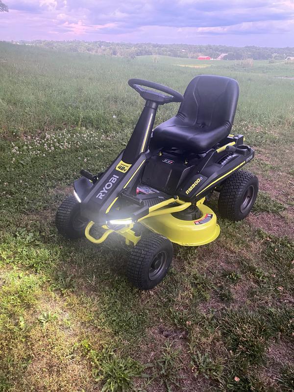 Great mower!