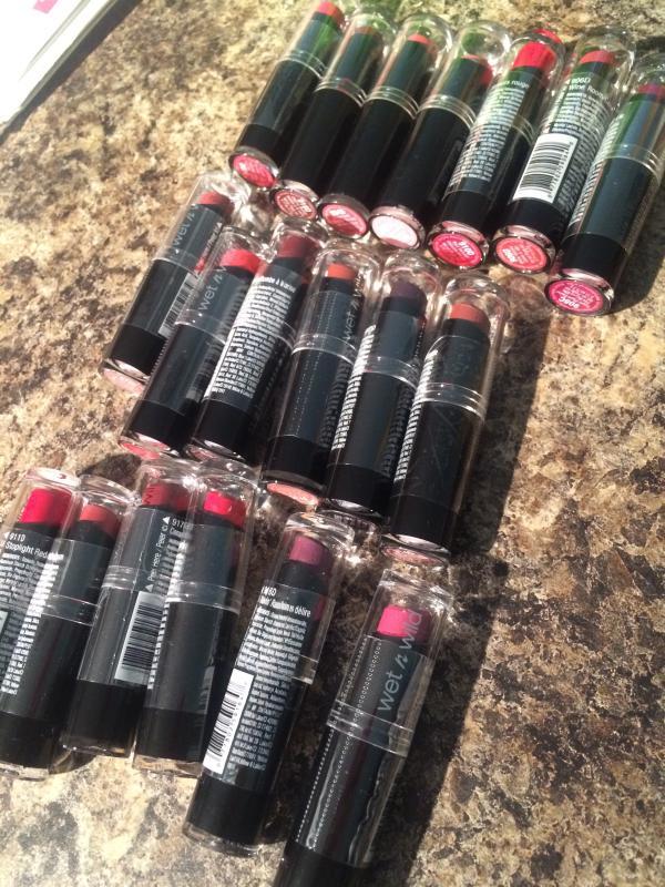 Wet n Wild MegaLast Lip Color | Walgreens