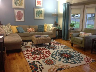 Better Homes And Gardens Suzani Area Rug Or Runner   Walmart.com