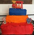 Daniel Tiger S Neighborhood Cake Topper 4 Pieces