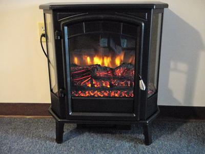 - 5-Sided Viewable Electric Stove Heater - Walmart.com