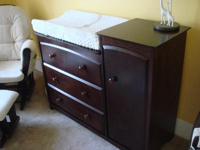 Storkcraft   Beatrice Dresser And Storage Unit, Choose Your Finish    Walmart.com