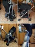 Urbini Reversi Stroller, Red - Walmart.com