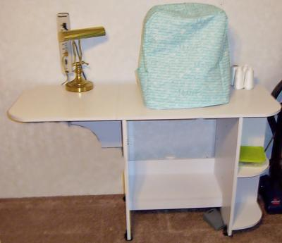 White Sewing Table   Walmart.com