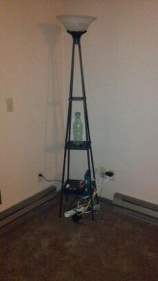 Mainstays Etagere Floor Lamp - Walmart.com