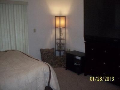 Mainstays Shelf Floor Lamp with Shade - Walmart.com