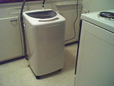Haier 1.0 Cubic Foot Portable Washing Machine, HLP21N - Walmart.com