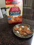 Keebler Town House Sea Salt Pretzel Thins