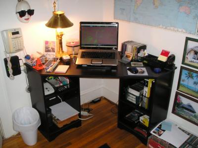 Sauder Beginnings Traditional Corner Desk Multiple Finishes