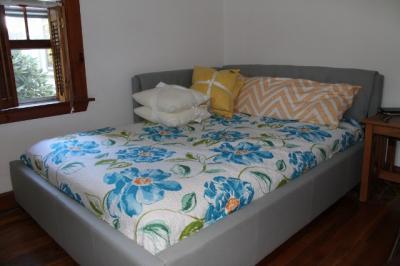 lounge upholstered full bed stone walmartcom