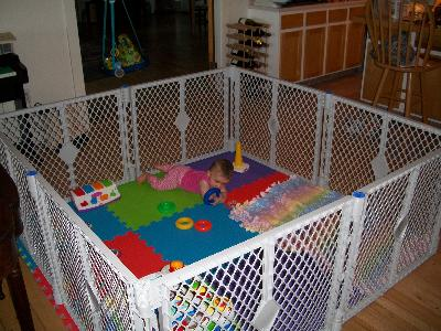 North States Light Gray Two Panel Superyard Extension For Baby Playard    Walmart.com