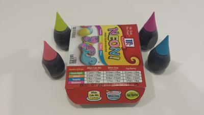 McCormick® Neon Assorted Food Color & Egg Dye, 1 fl oz - Walmart.com