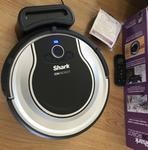 Shark Ion Robot 700 Vacuum With Easy Scheduling Remote