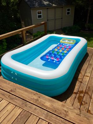 play day 120 deluxe family pool walmartcom