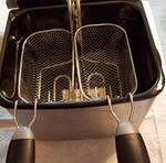 how to clean farberware deep fryer