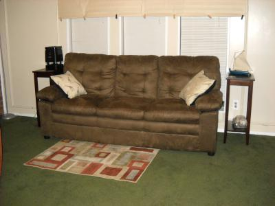 - Buchannan Microfiber Sofa, Multiple Colors - Walmart.com