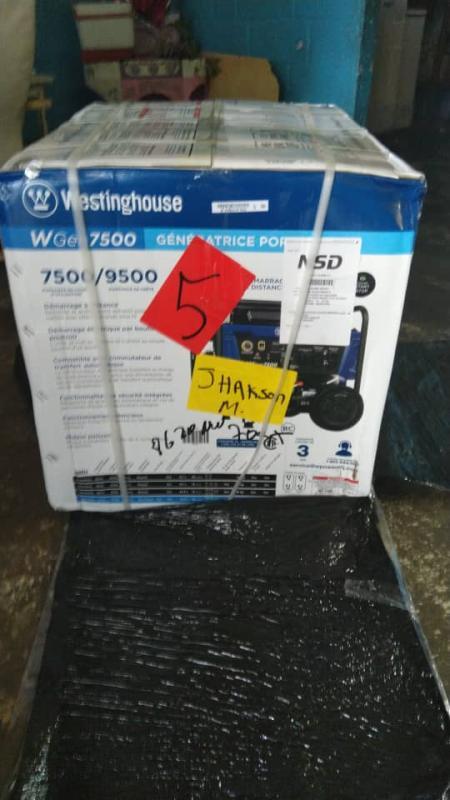 WGen7500DF - Westinghouse on