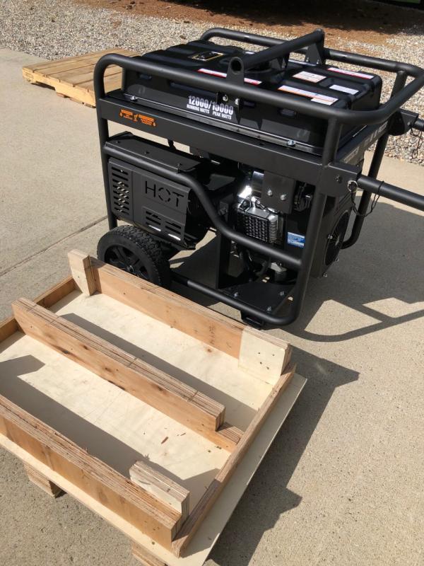 WGen12000 12,000 Watt Portable Generator